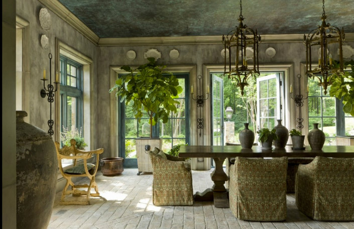 Botanical Interior Design