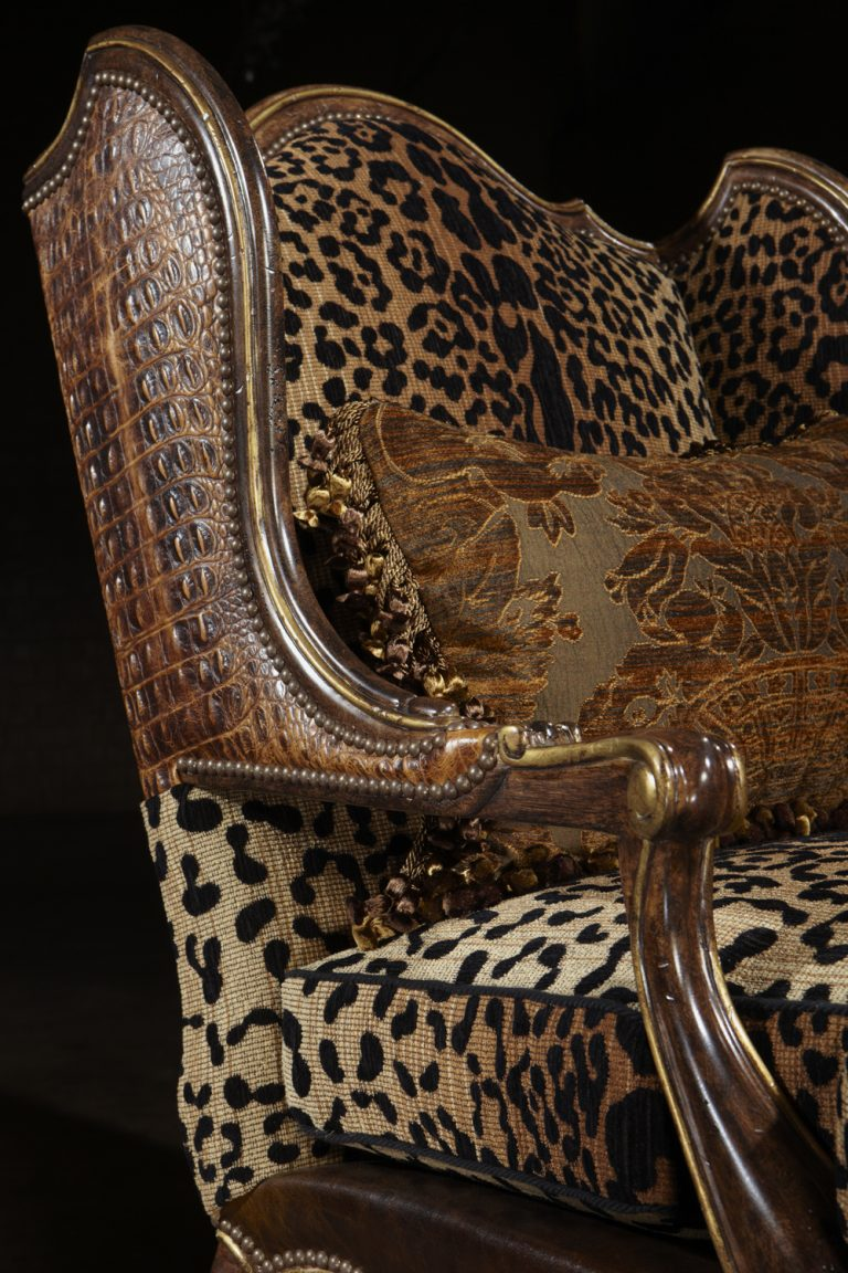 paul-robbert-wing-chair-animal-print